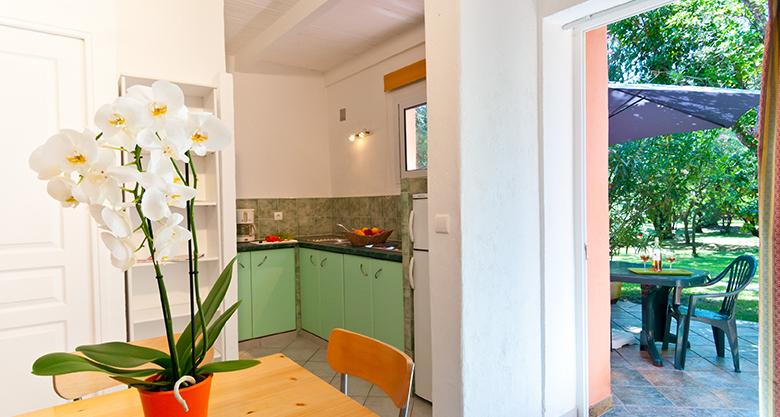 Villas F3 dans résidence calme