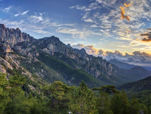 Bavella Sud Corse