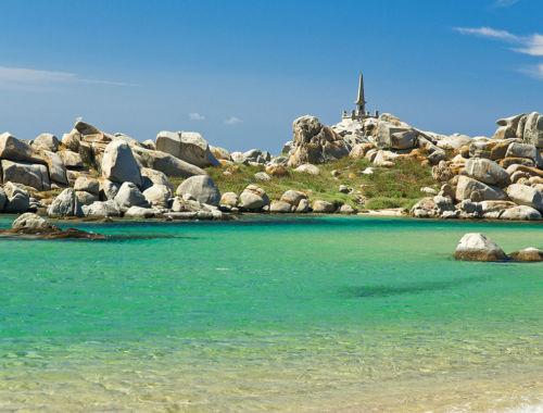 Les Iles lavezzi Sud Corse